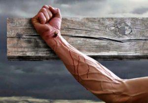 a cruciform god
